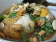 Sức khỏe đời sống - 5 điều ai cũng phải nhớ khi ăn trứng vịt lộn