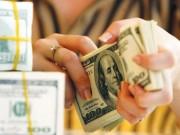 Tài chính - Bất động sản - Giá USD lên đỉnh cao nhất 13 năm