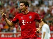 Bóng đá - Sợ Benzema ngồi tù, Real săn Lewandowski thay thế