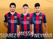 Bóng đá - Barca: Quên mà nhớ Messi