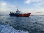 Tin tức trong ngày - Cứu 7 thuyền viên lênh đênh 3 ngày trên biển Hoàng Sa