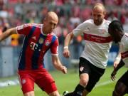 Bóng đá - Bayern - Stuttgart: Không thể chống đỡ
