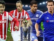 Bóng đá - Chi tiết Stoke - Chelsea: Bất lực toàn tập (KT)