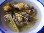 """Ẩm thực - Cá lau kiếng hầm nước dừa - món """"khoái khẩu dân nhậu"""""""
