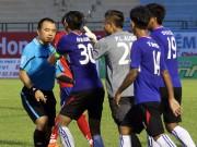 Bóng đá - Trọng tài Việt Nam bị cầu thủ CLB của Myanmar tấn công