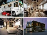 Ô tô - Xe máy - Đột nhập 10 xe sang như khách sạn cao cấp di động