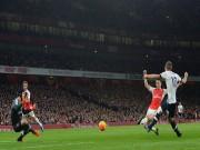 Bóng đá - Chi tiết Arsenal - Tottenham: Dự bị tỏa sáng (KT)