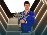 Thể thao - Vô địch Paris Masters, Djokovic lập hàng loạt kỉ lục