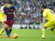 Bóng đá - Barca – Villarreal: Ấn định bởi tuyệt phẩm