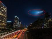 Thế giới - Hải quân Mỹ thử tên lửa, dân ngỡ UFO xuất hiện
