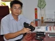 An ninh Xã hội - Dân bắt công an trả lại tiền hối lộ