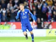 """Bóng đá Ngoại hạng Anh - Jamie Vardy: """"Vua sư tử Batistuta"""" mới của xứ sương mù"""