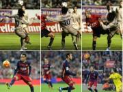 """Bóng đá - """"Phù thủy"""" Neymar tái hiện kiệt tác của Ronaldinho"""