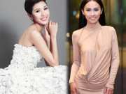 Váy - Đầm - Váy hot nhất tuần: Thúy Vân, Huyền Ny - Ai đẹp hơn ai?
