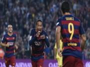 Bóng đá - Neymar, Suarez: Thách thức kỷ nguyên CR7-Messi