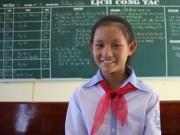Tin tức trong ngày - Gặp nữ sinh lớp 6 dũng cảm cứu 2 em nhỏ đuối nước