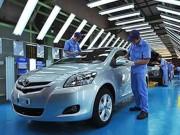 Ô tô - Xe máy - Doanh số tiêu thụ xe nội địa giảm, xe nhập tăng