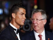 """Bóng đá - Ferguson, Mourinho đến dự buổi chiếu """"phim Ronaldo"""""""