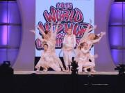 Bạn trẻ - Cuộc sống - Mãn nhãn với màn nhảy hiphop của 8 cô gái xinh đẹp