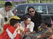 Hài Quốc Anh: Ăn mày gặp được đại gia