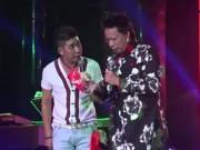 Bảo Chung song tấu cùng Việt Mỹ trên sân khấu
