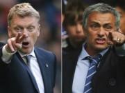 """Bóng đá - Mourinho hết đặc biệt, Moyes thành """"Người được chọn"""""""