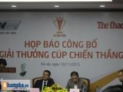 """Bóng đá Việt Nam - Ánh Viên, Công Phượng tranh tài ở """"Oscar thể thao VN"""""""