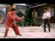 Giải trí - Video phim: Mãn nhãn với trận đấu kungfu của Lý Liên Kiệt