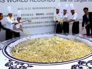 """Phi thường - kỳ quặc - 6 kỷ lục thế giới """"nhạt nhẽo"""" ở Trung Quốc"""