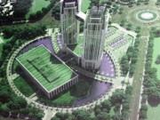 Tin tức trong ngày - Trung tâm hành chính Nghệ An cần số vốn 2.200 tỷ đồng