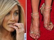 """Phim - 13 đôi bàn chân """"khác người"""" của sao Hollywood"""
