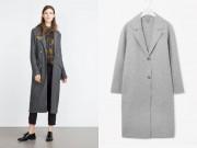 Thời trang - Khảo giá áo khoác dáng dài cho mùa thu đông