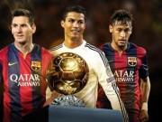 """Bóng đá - Cùng tuổi 23: Neymar """"đỉnh hơn"""" Ronaldo, Messi"""