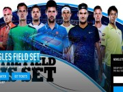 """Thể thao - ATP Finals: 8 """"con rồng"""" quy tụ ở London"""