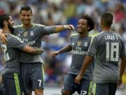 Bóng đá - Top 10 CLB sút cầu môn nhiều nhất châu Âu: Real đầu bảng