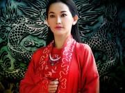 """Kim Hiền đẹp sắc sảo trong  """" Mỹ nhân """""""