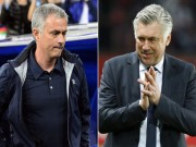 Bóng đá - Nóng: Ancelotti đến London, đàm phán thay Mourinho