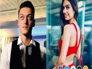 Bóng đá - Bí quyết thăng hoa của Ozil: Nhờ hôn thê Hoa hậu