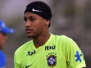 Các giải bóng đá khác - HLV của Argentina: Neymar có đẳng cấp ngang M10, CR7