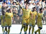 Bóng đá - Nằm sân móc bóng thành bàn đẹp nhất V12 Serie A