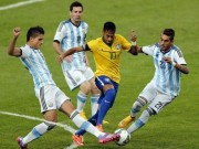 """Bóng đá - Argentina – Brazil: """"Sân khấu"""" chờ Neymar"""