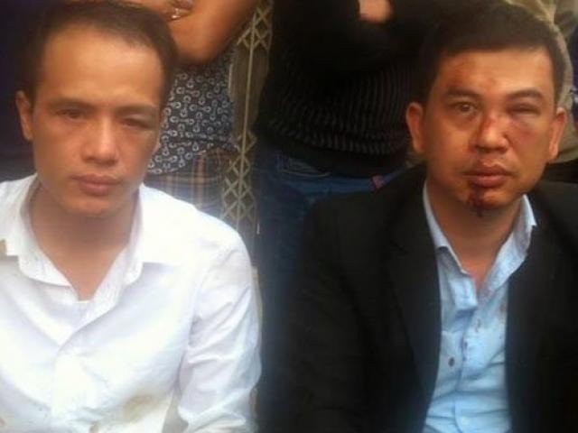 Công an Hà Nội khởi tố vụ hành hung 2 luật sư