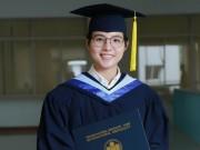 Vũ Cát Tường nhận bằng giỏi Đại học quốc tế