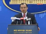 Video An ninh - Việt Nam bác tuyên bố của Chủ tịch TQ về Biển Đông