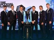 """Thể thao - ATP Finals 2015: Federer """"nhẹ gánh"""" hơn Nadal"""