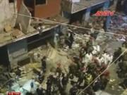 Video An ninh - IS liên tiếp đánh bom tự sát, ít nhất 200 người thương vong