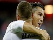 Bóng đá - Ronaldo & Benzema: Trong cơn hoạn nạn ta cần đến nhau