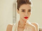 Angelababy dẫn đầu Top 100 người đẹp nhất châu Á