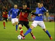 Bóng đá - Bỉ - Italia: Đẳng cấp số 1