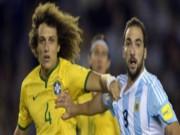 Bóng đá - Chi tiết Argentina - Brazil: Ăn miếng trả miếng (KT)